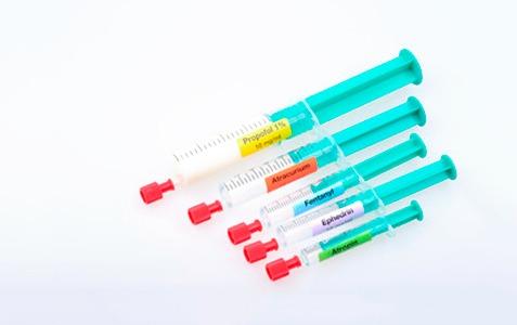 étiquette adhésives pour seringues Etik Ouest medical