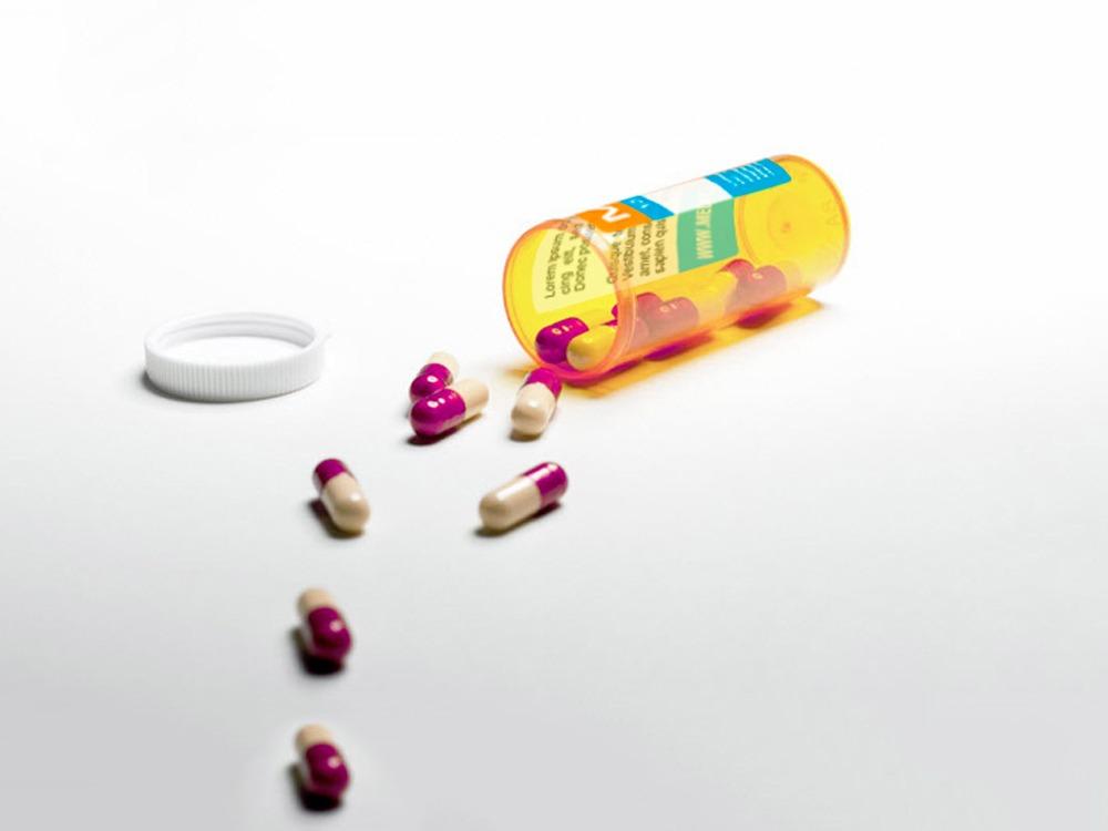étiquette recto verso pour flacon - pharmacie- Etik Ouest Médical
