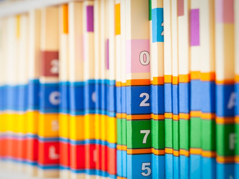 étiquettes médicales en couleur - Etik Ouest médical