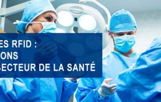 étiquette medicale RFID, étiquette RFID santé, etik ouest medical